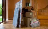 Самостоятельная упаковка и распаковка вещей
