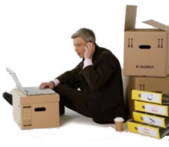 переезд без отрыва от работы