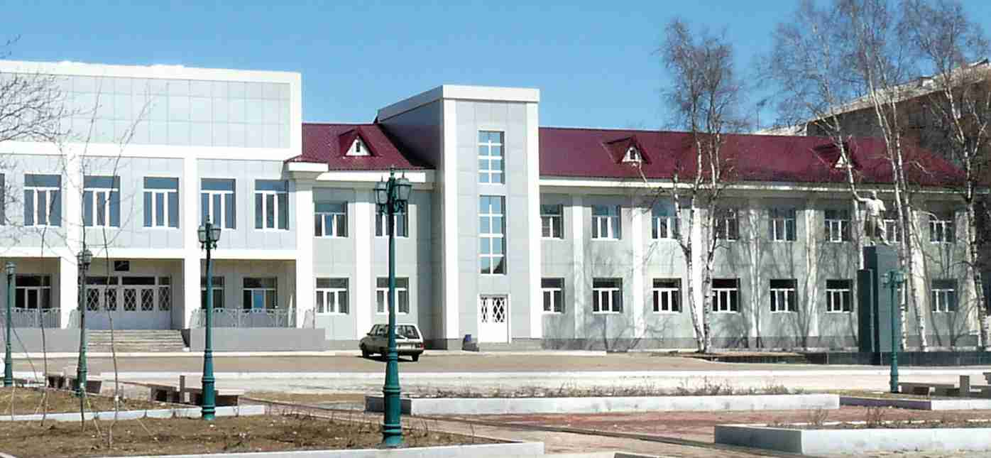Грузоперевозки Москва - Николаевск-на-Амуре