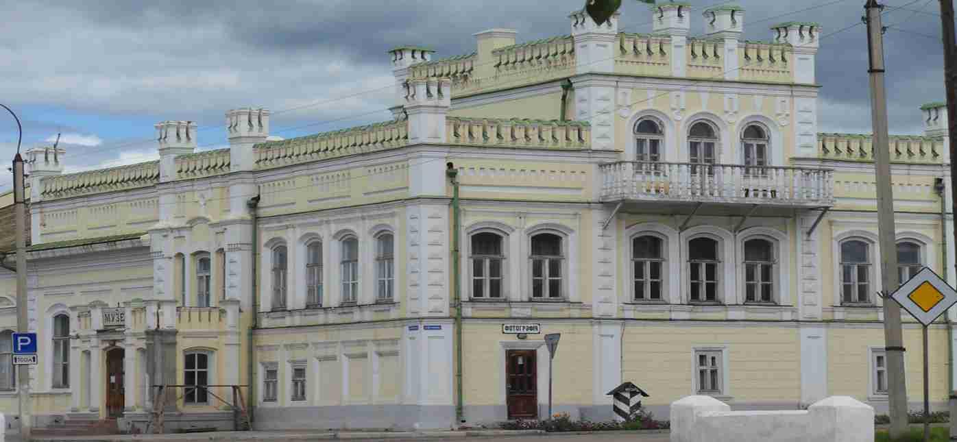 Грузоперевозки Москва - Нерчинск