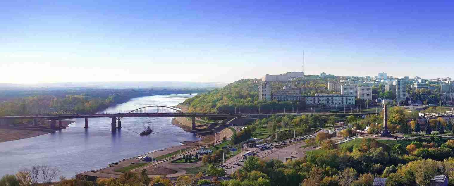 Грузоперевозки Москва - Уфа