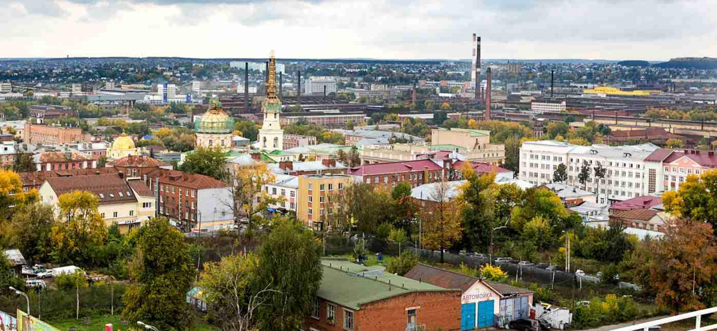 Грузоперевозки Москва - Ижевск