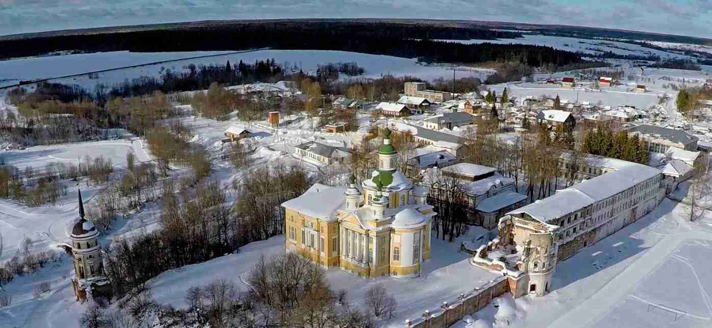 Грузоперевозки Москва - Тотьма