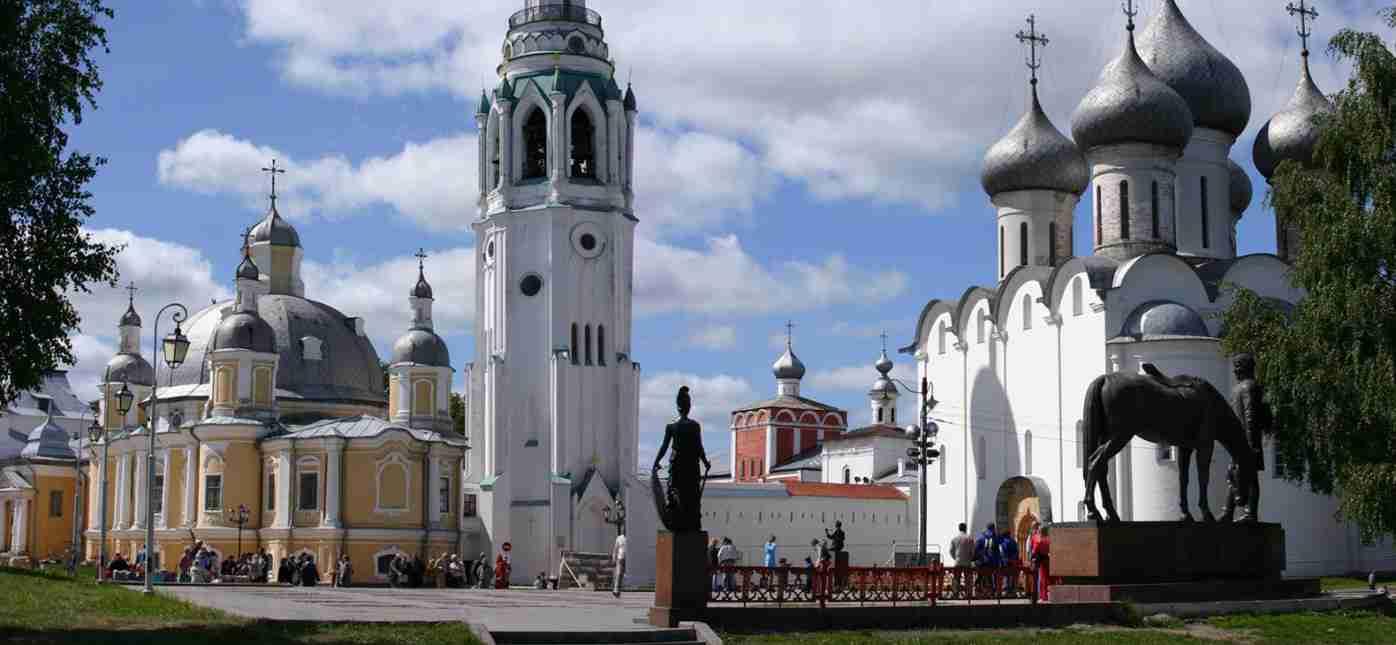 Грузоперевозки Москва - Вологда