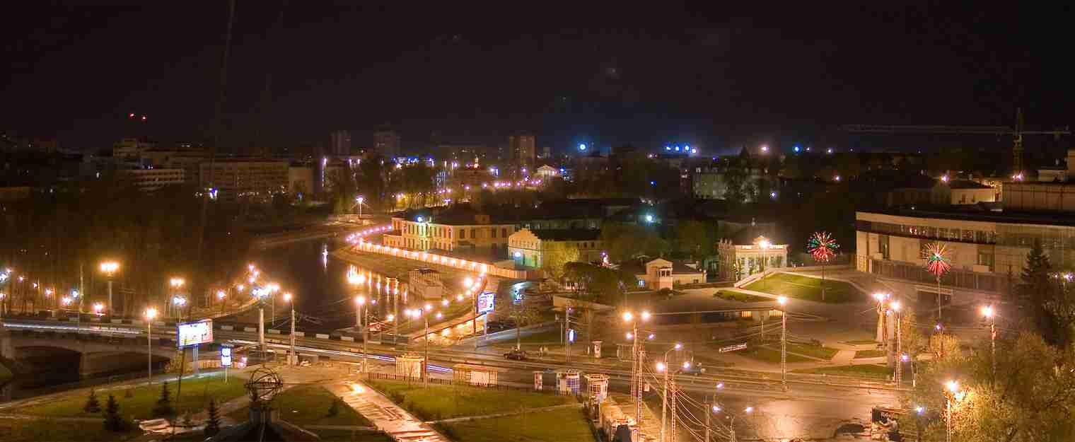 Грузоперевозки Москва - Иваново
