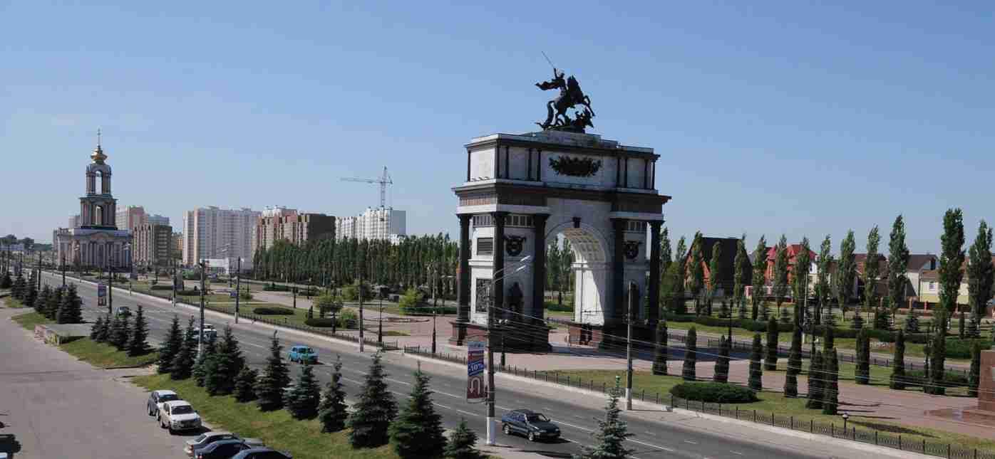 Грузоперевозки Москва - Курск