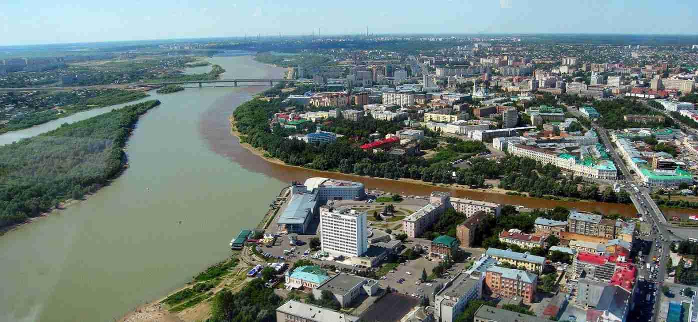 Грузоперевозки Москва - Омск