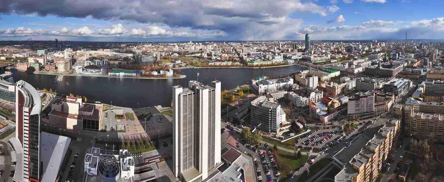 Грузоперевозки Москва - Екатеринбург