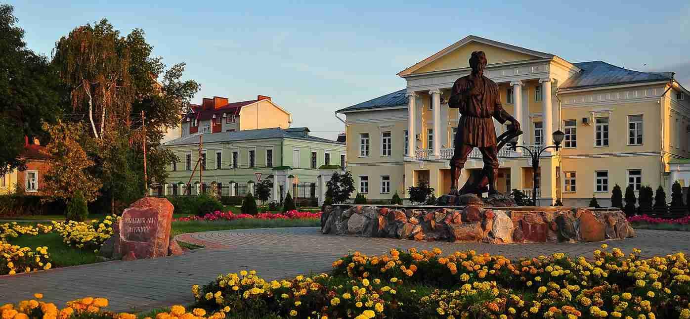 Грузоперевозки Москва - Тамбов