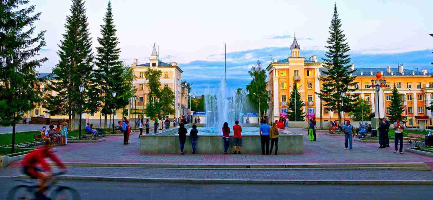 Грузоперевозки Москва - Белорецк