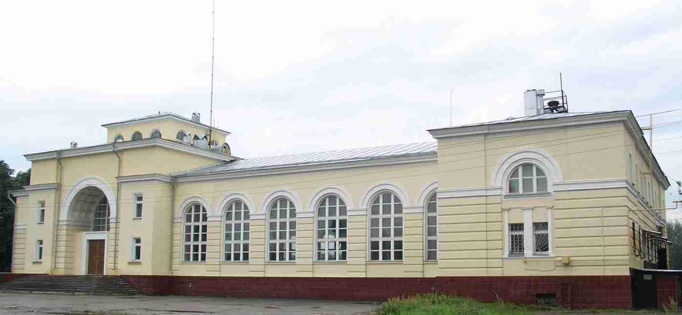 Грузоперевозки Москва - Щёкино