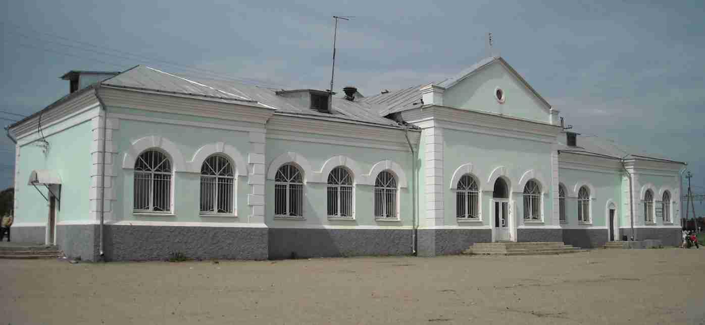 Грузоперевозки Москва - Грязовец