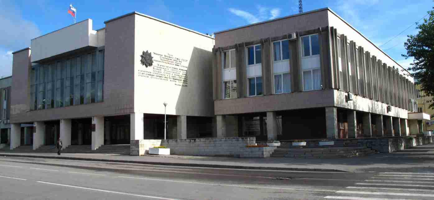 Грузоперевозки Москва - Луга