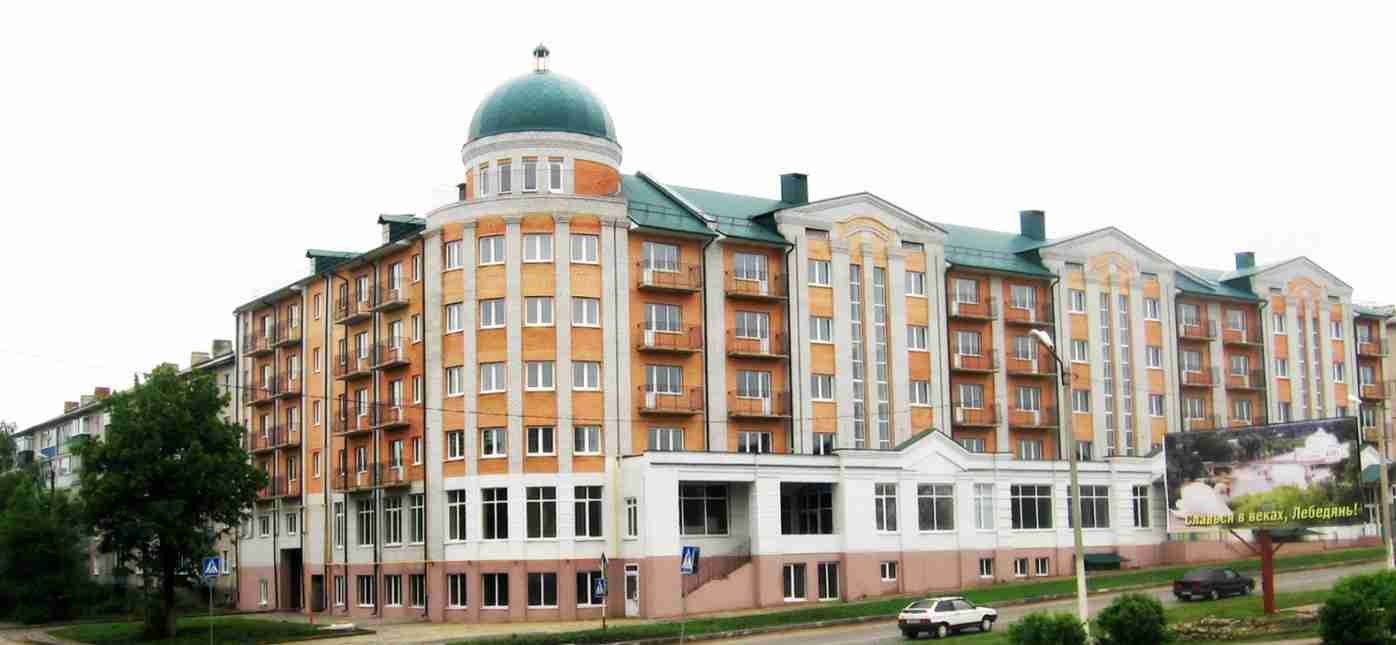 Грузоперевозки Москва - Лебедянь