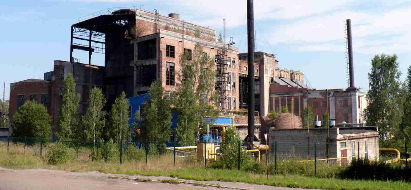 Грузоперевозки Москва - Окуловка