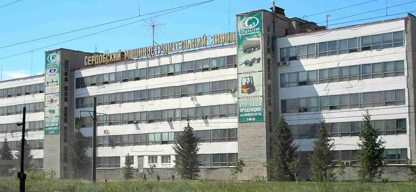 Грузоперевозки Москва - Сердобск