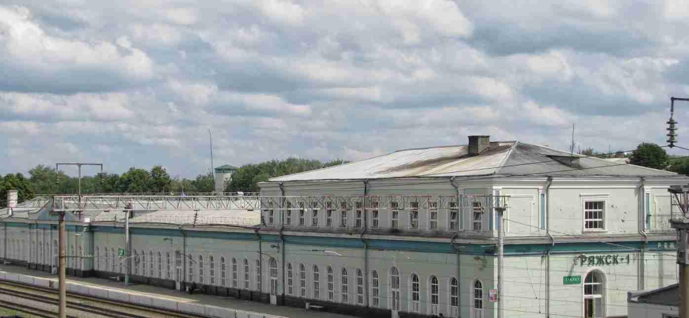 Грузоперевозки Москва - Ряжск