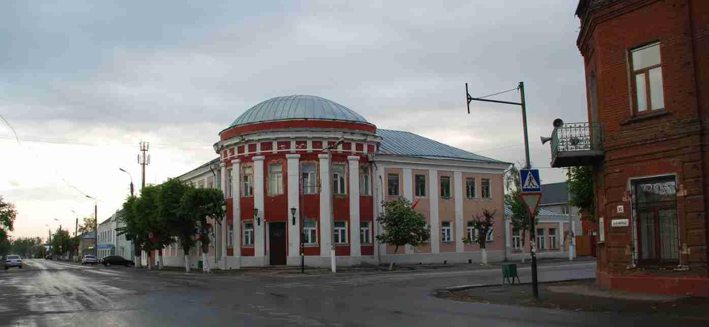 Грузоперевозки Москва - Скопин