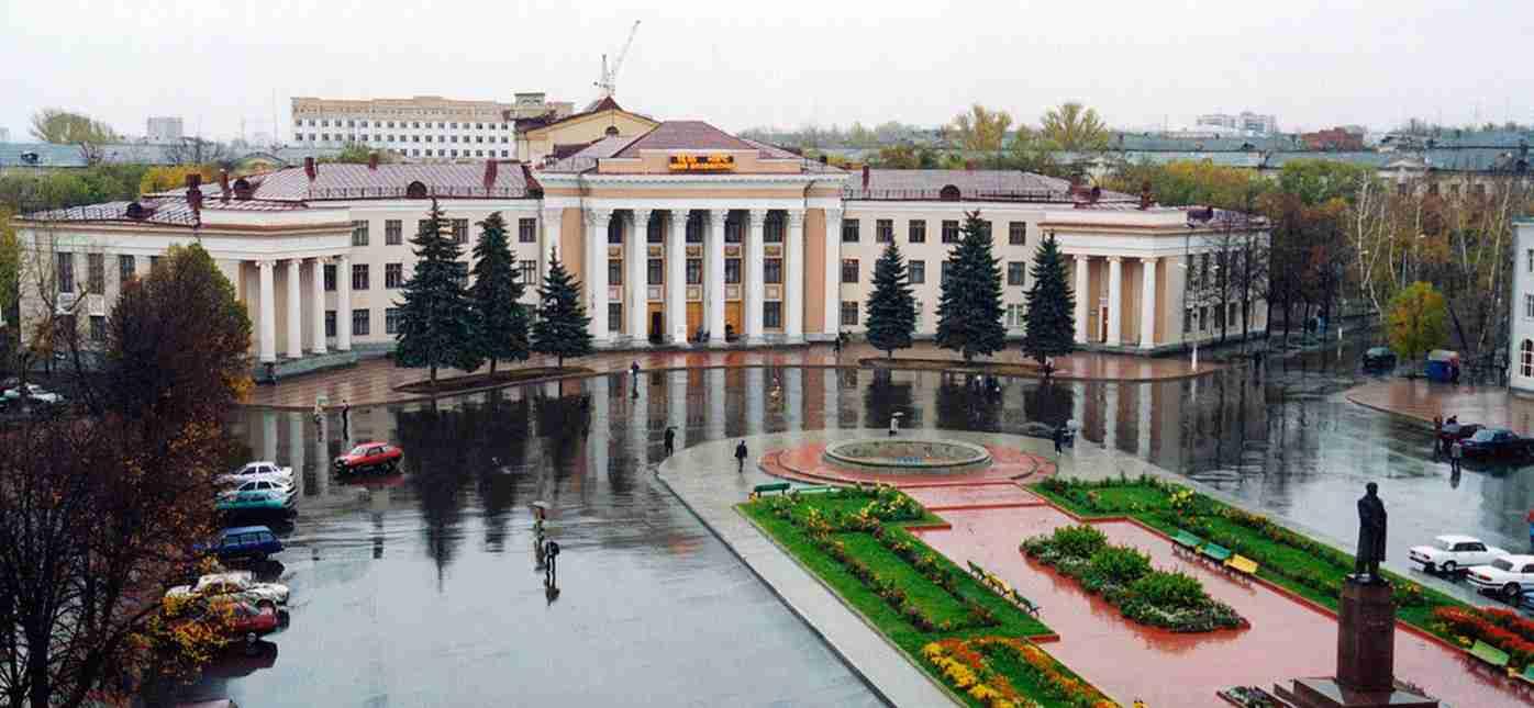 Грузоперевозки Москва - Новокуйбышевск