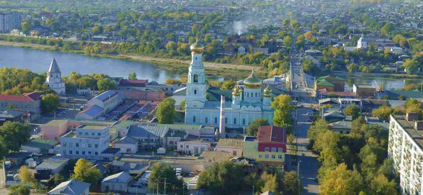 Грузоперевозки Москва - Сызрань
