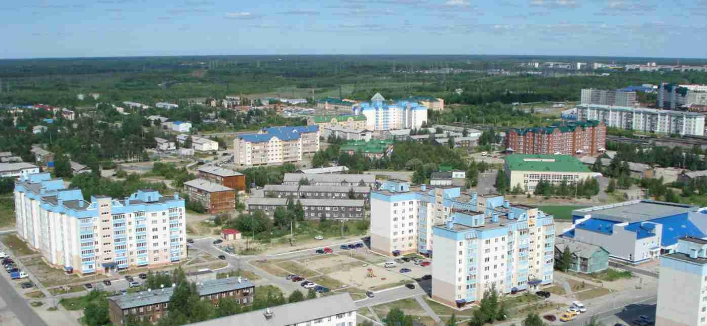 Грузоперевозки Москва - Пыть-Ях
