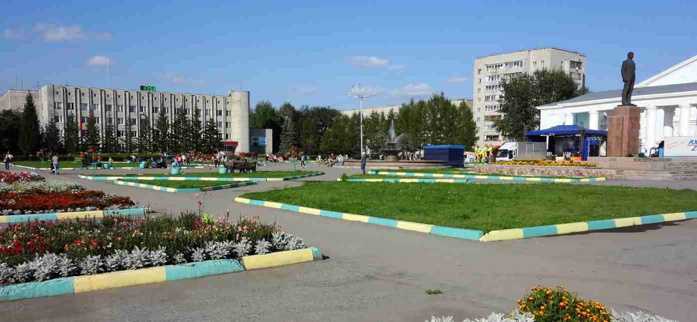 Грузоперевозки Москва - Назарово