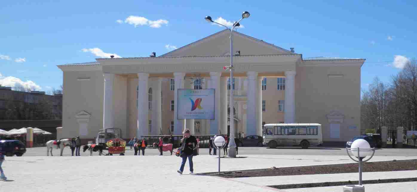 Грузоперевозки Москва - Краснокамск