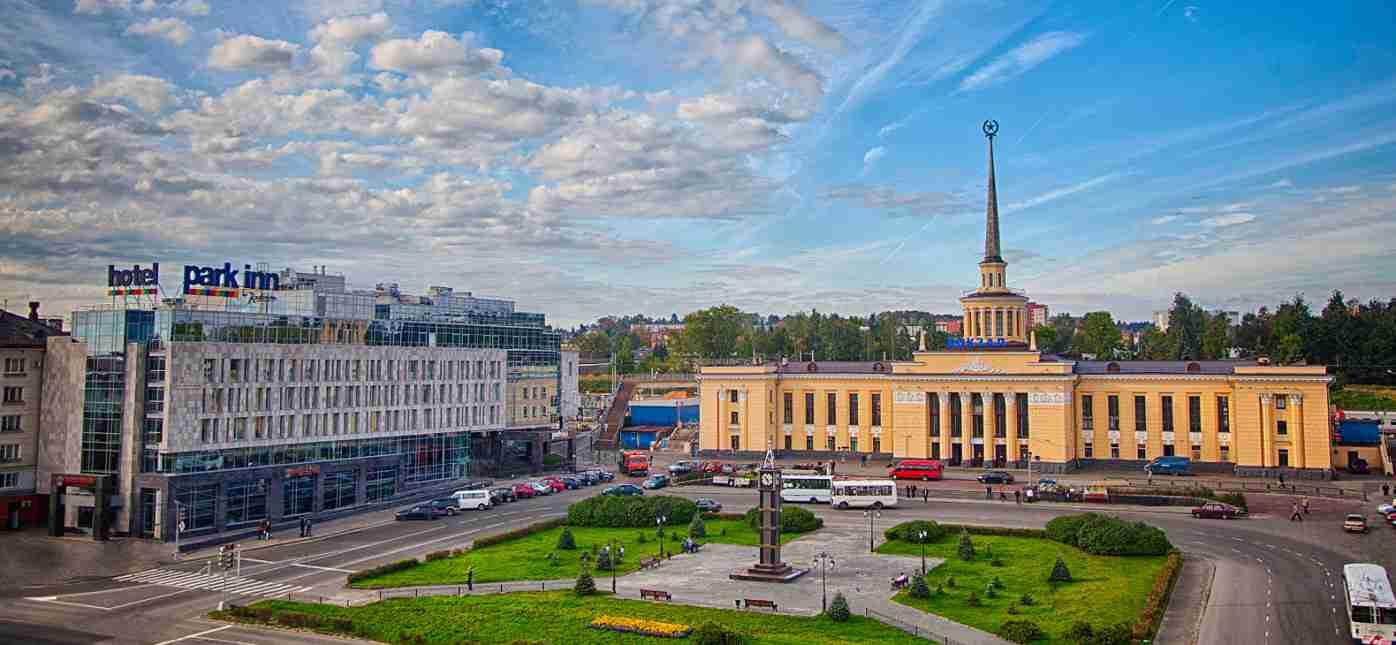 Грузоперевозки Москва - Петрозаводск