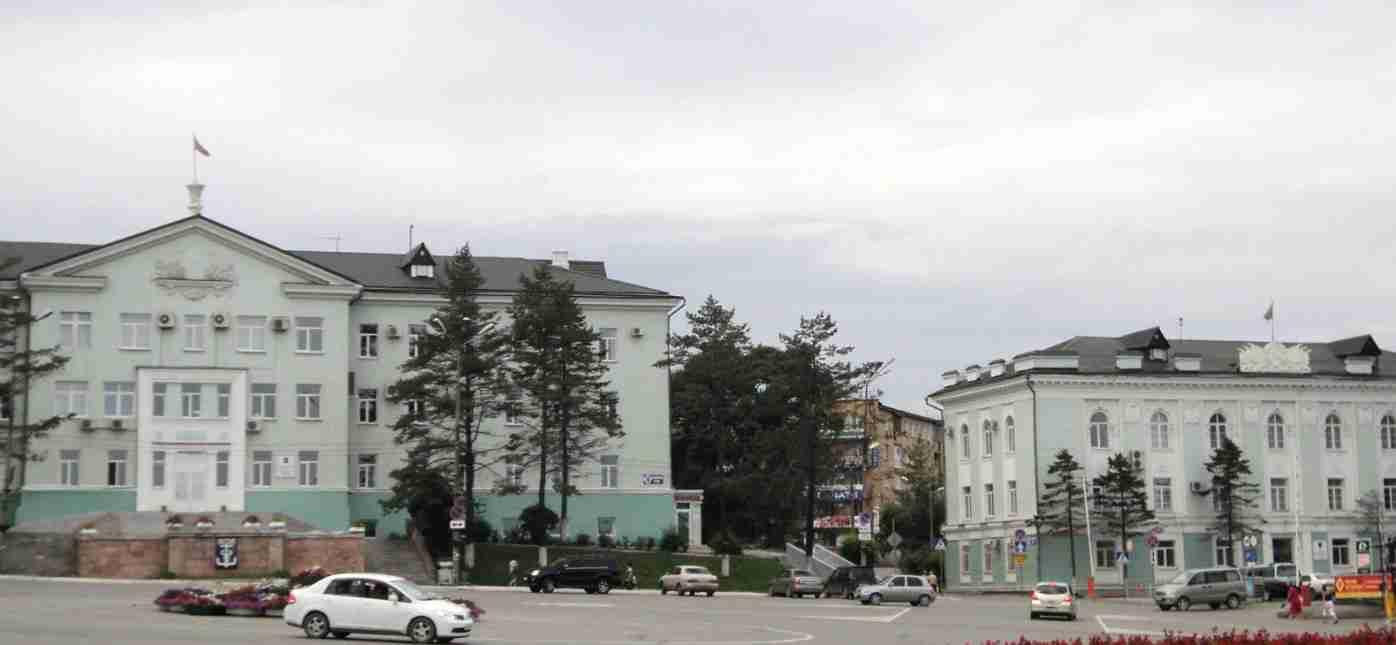 Грузоперевозки Москва - Находка