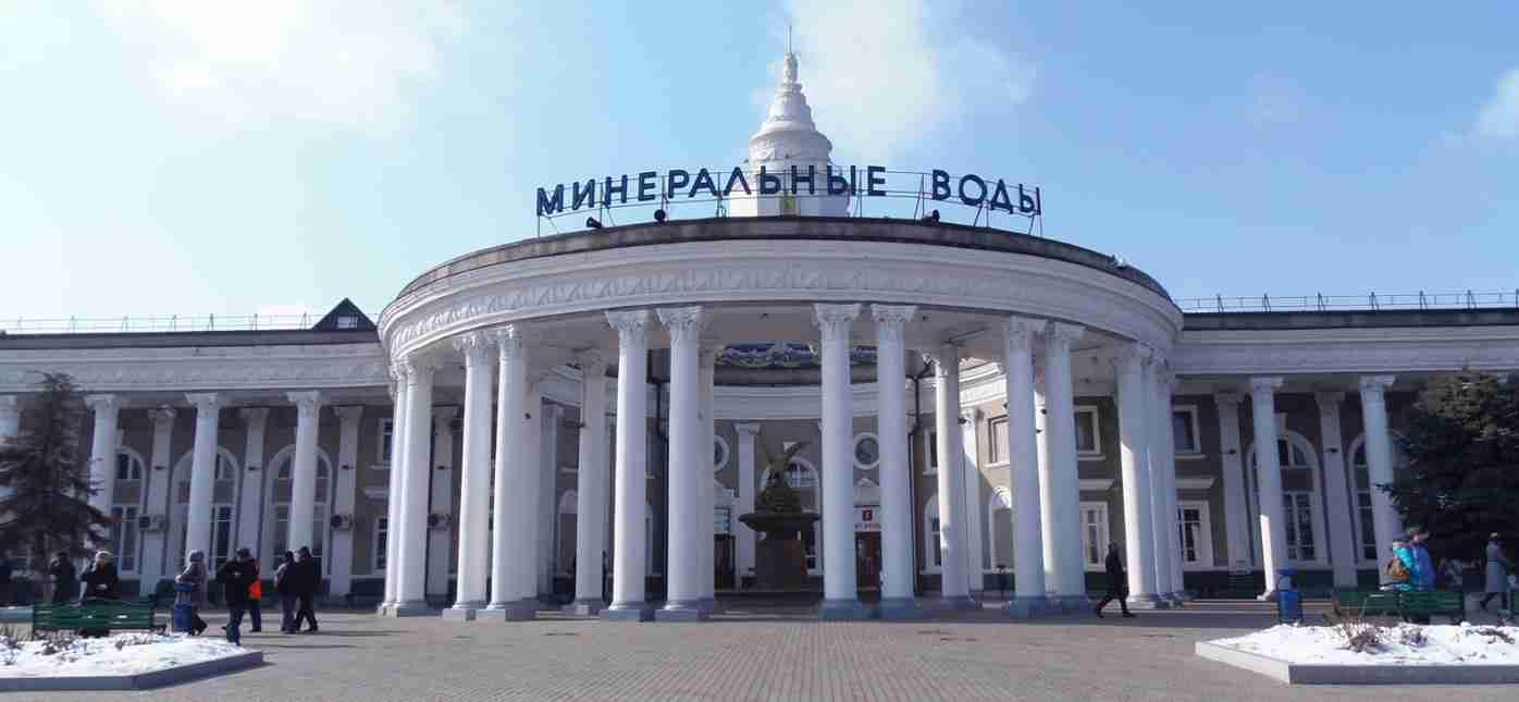 Грузоперевозки Москва - Минеральные Воды