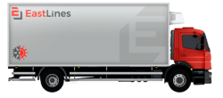 Рефрежиратор с г/п 5 тонн
