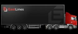 Фура фургон с г/п 20 тонн