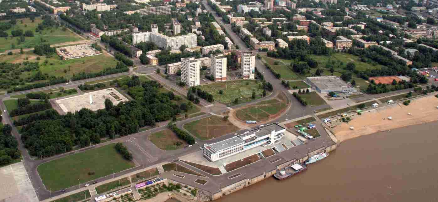 Грузоперевозки Москва - Комсомольск-на-Амуре