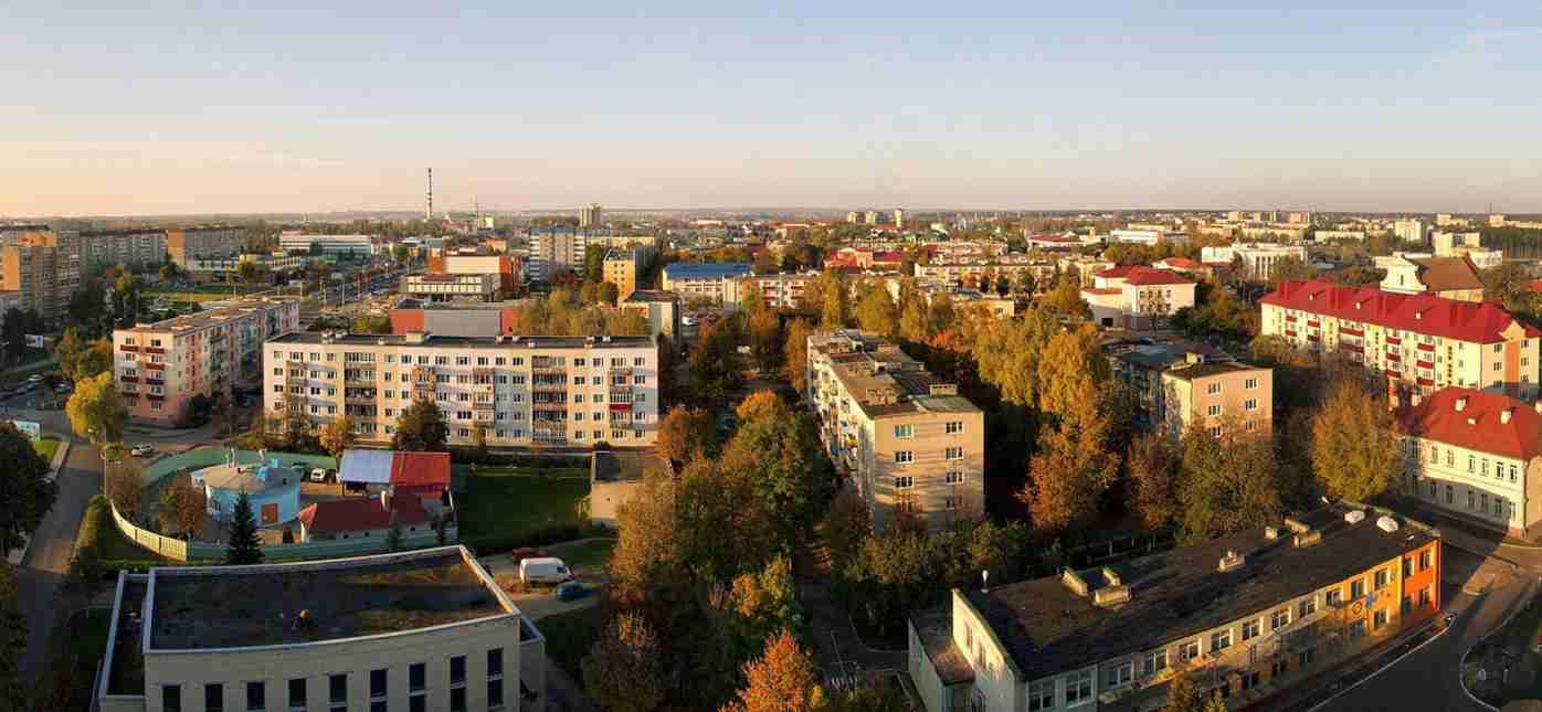Грузоперевозки Москва - Лида