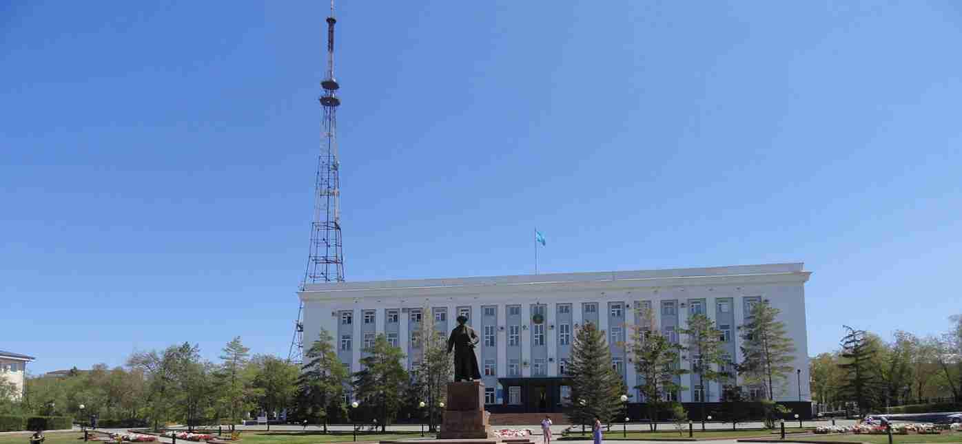 Грузоперевозки Москва - Актобе