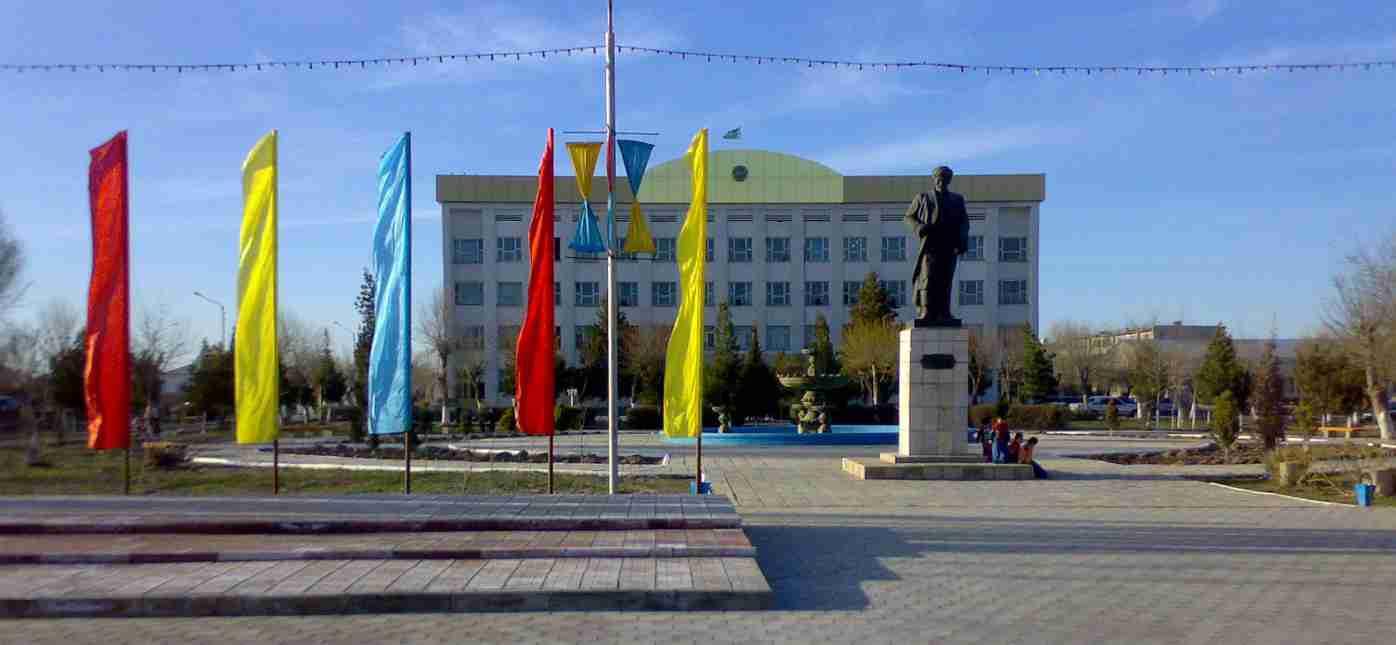 Грузоперевозки Москва - Арысь