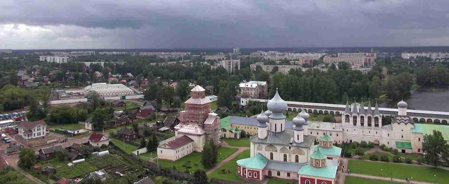 Грузоперевозки Москва - Тихвин
