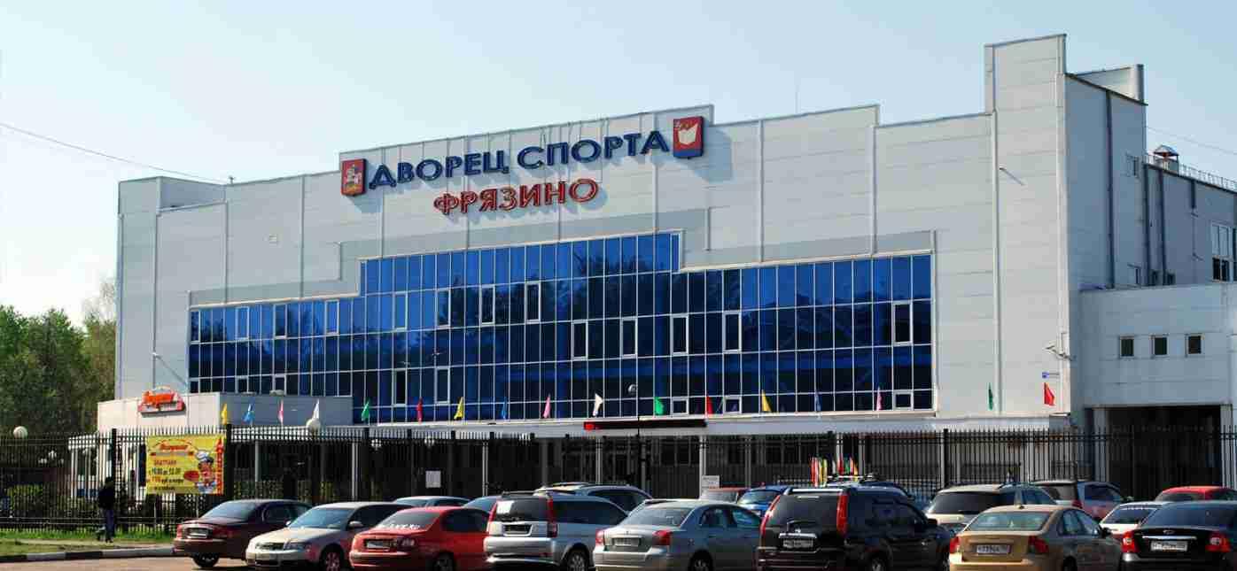 Грузоперевозки Москва - Фрязино