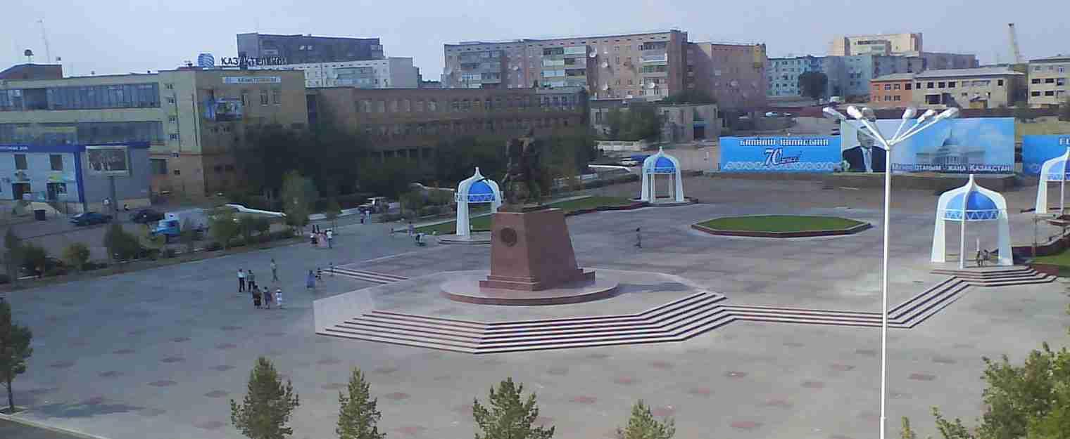 Грузоперевозки Москва - Балхаш