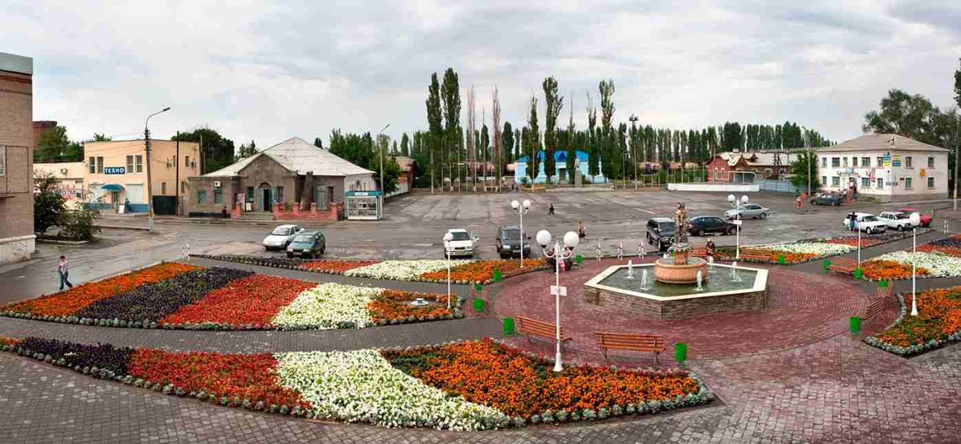 Грузоперевозки Москва - Суровикино