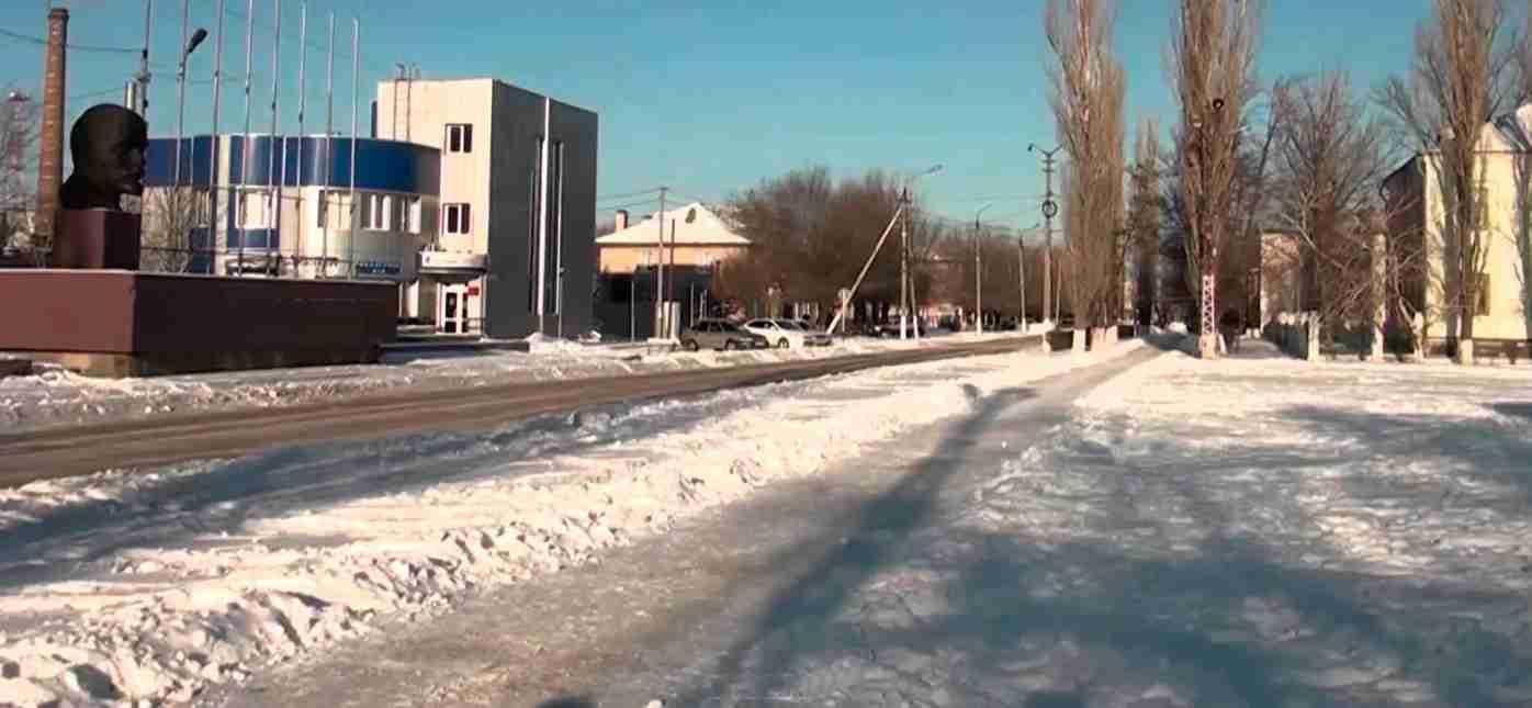 Грузоперевозки Москва - Николаевск