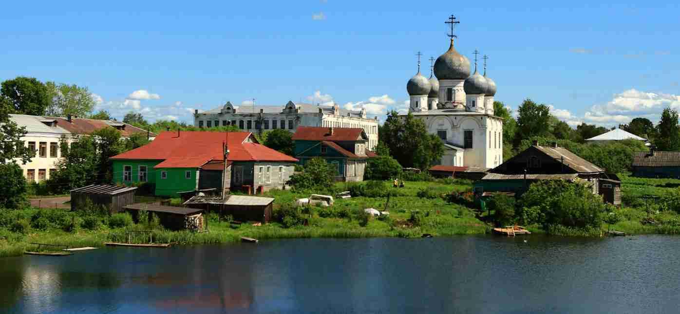 Грузоперевозки Москва - Белозерск