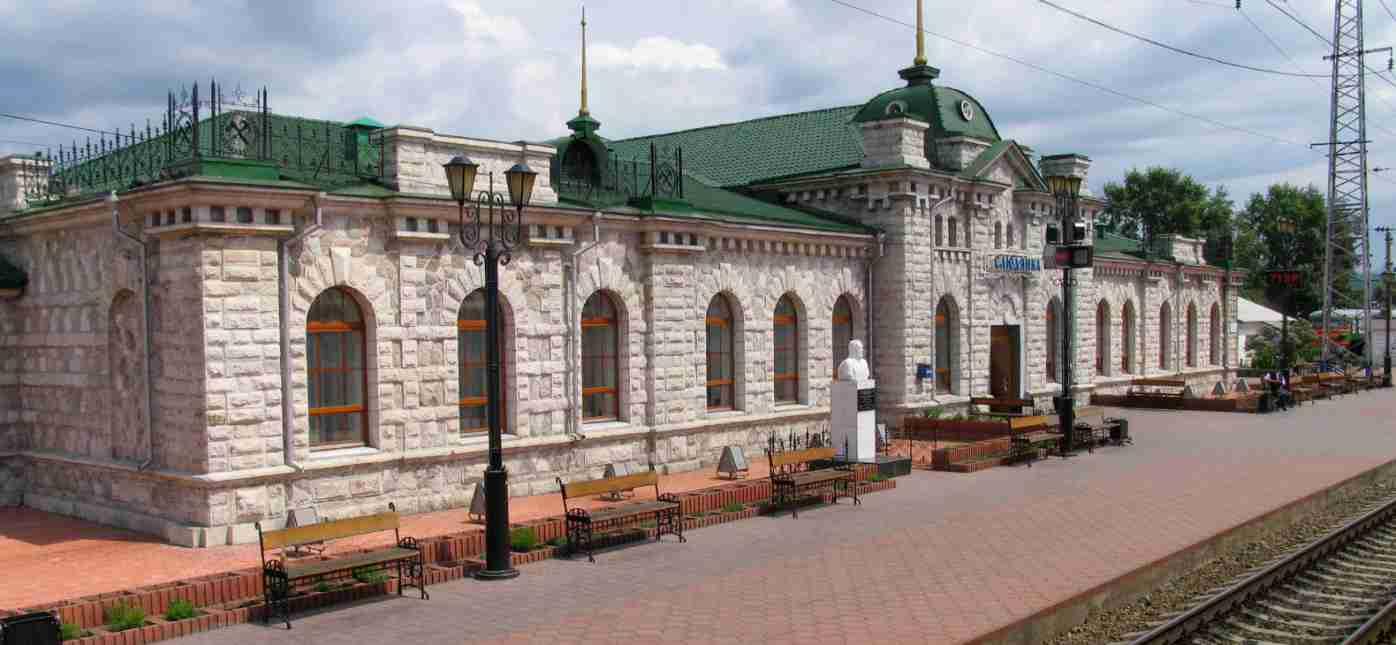 Грузоперевозки Москва - Слюдянка