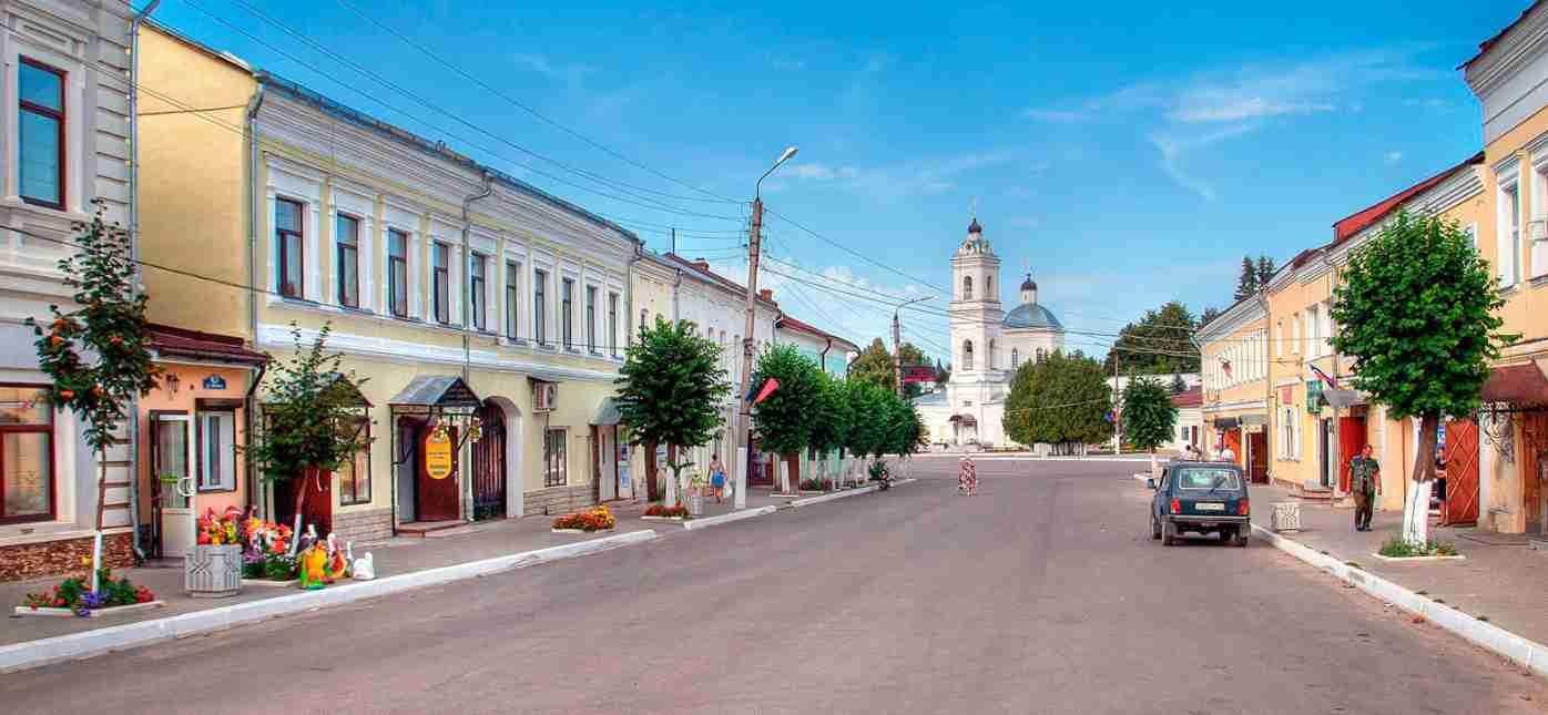 Грузоперевозки Москва - Таруса