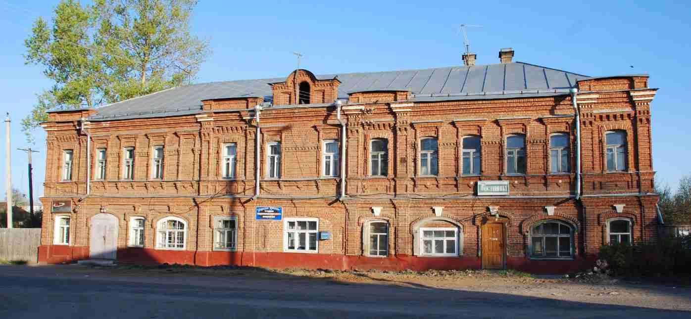 Грузоперевозки Москва - Макарьев