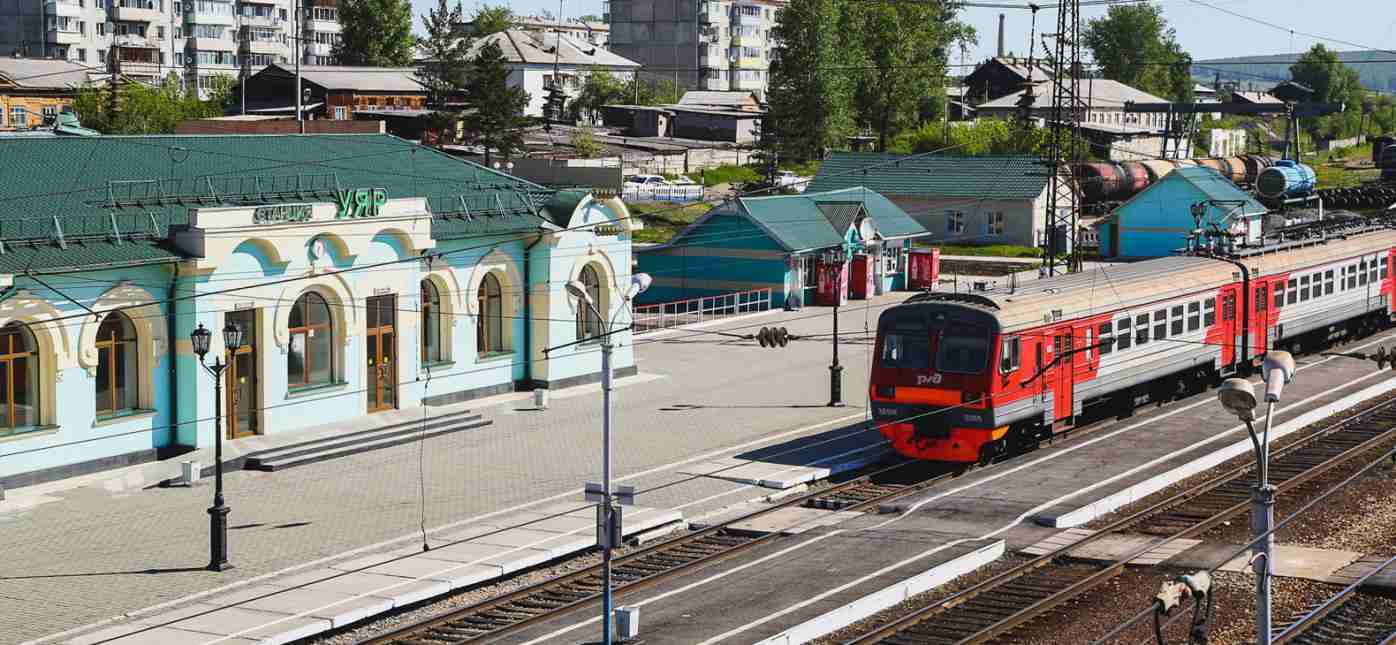 Грузоперевозки Москва - Уяр