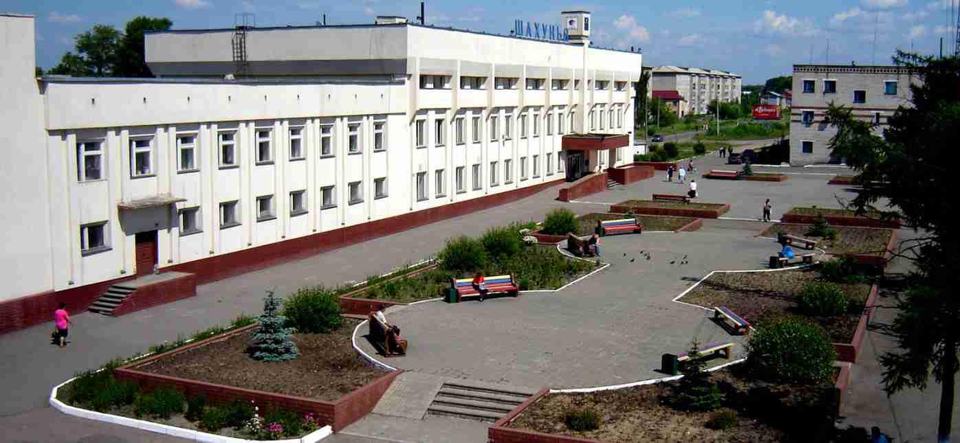 Грузоперевозки Москва - Шахунья