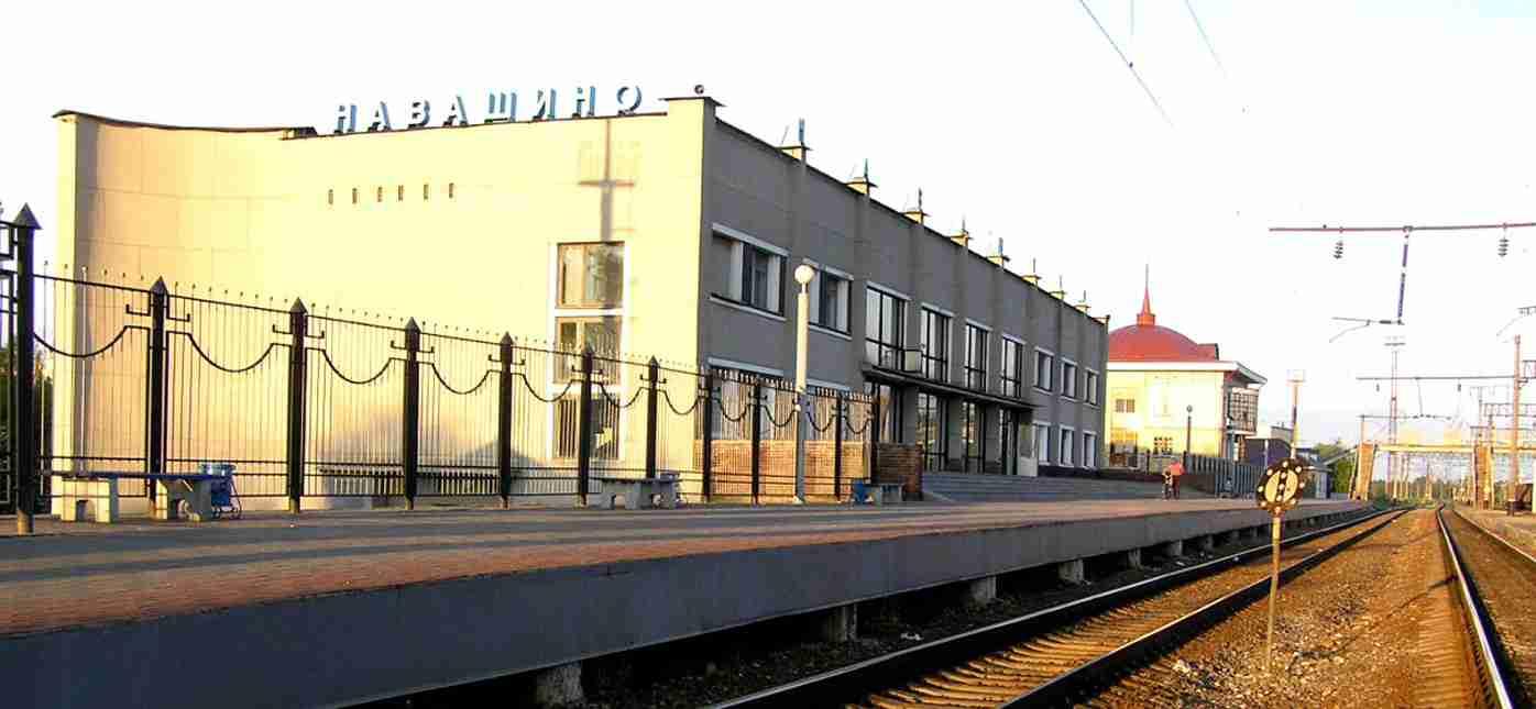 Грузоперевозки Москва - Навашино