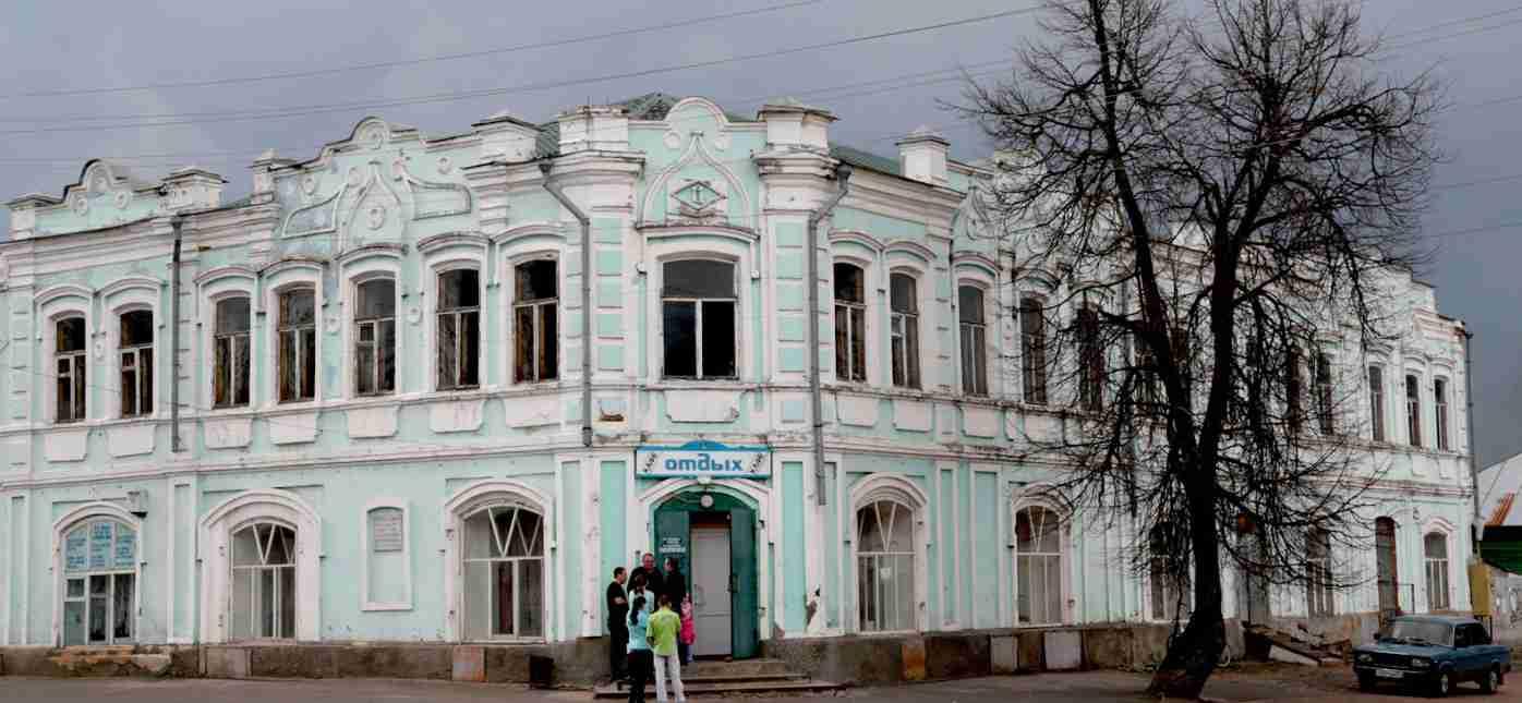 Грузоперевозки Москва - Дмитровск