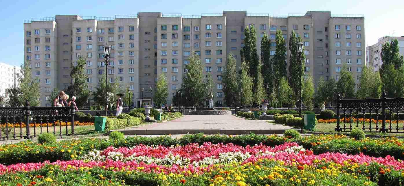 Грузоперевозки Москва - Старый Оскол